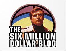 6 Million Dollar Man Spielautomata