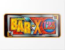 Bar X 125 Spielautomat