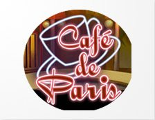Cafe de Paris Spielautomat