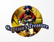 Captains Treasure Spielautomat