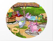 Crazy Safari Spielautomat