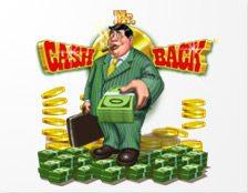 Mr CashBack Spielautomat