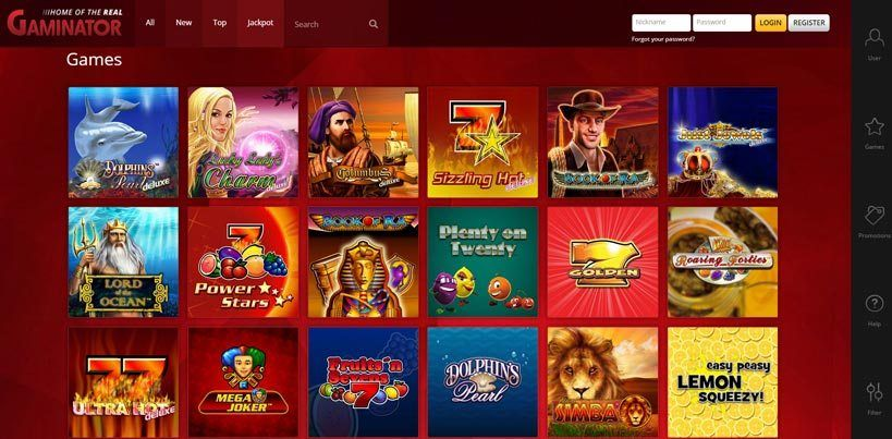 online casino bewertungen book of ra gaminator