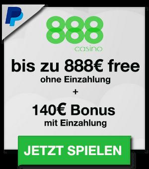 casino 888 gutschein