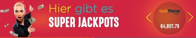 Spinit Casino Jackpots