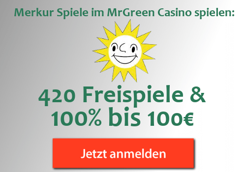mr green casino gutschein 2017