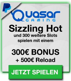 novomatic sizzling hot spielen